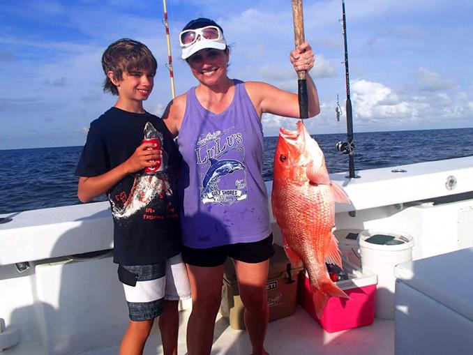 4 hour trip info for Long beach deep sea fishing